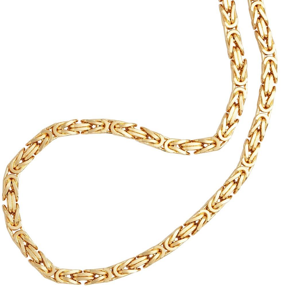 3 2mm k nigskette kette collier aus 585 gold gelbgold. Black Bedroom Furniture Sets. Home Design Ideas