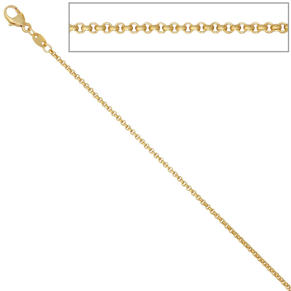 1 5mm erbskette kette collier 333 gold gelbgold goldkette 40 cm unisex kategorien goldschmuck. Black Bedroom Furniture Sets. Home Design Ideas