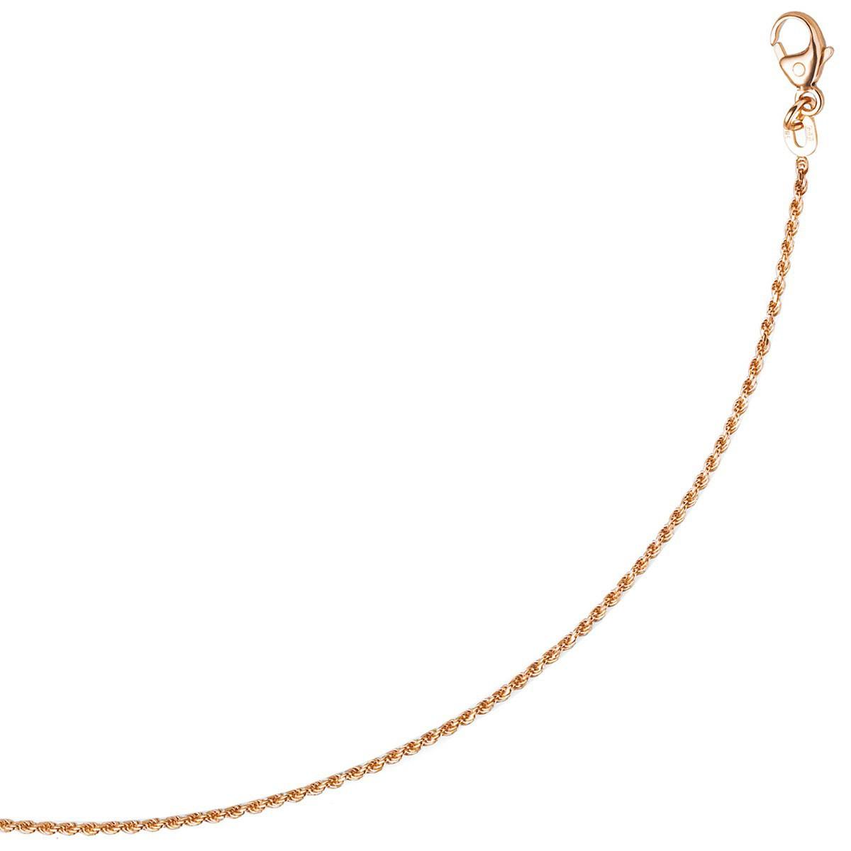 1mm feine kordelkette echt gold 585 rotgold kette halskette 50cm kategorien goldschmuck ketten. Black Bedroom Furniture Sets. Home Design Ideas