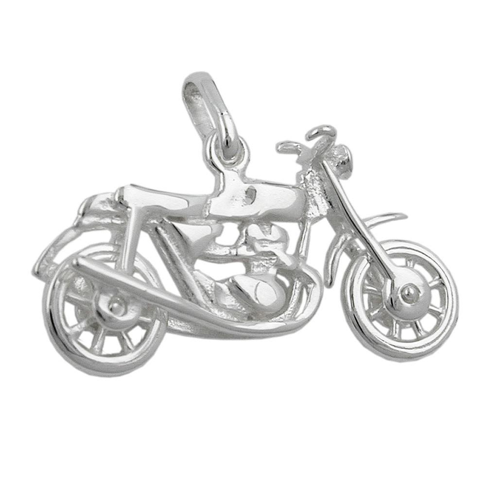 silber anh nger motorrad preisvergleich die besten. Black Bedroom Furniture Sets. Home Design Ideas
