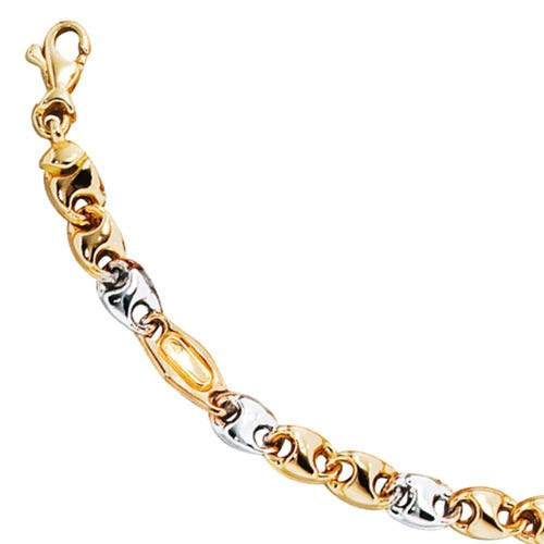 isady viktoria gold damen armband armreif 585 gelbgold platiert zirkonia transparent. Black Bedroom Furniture Sets. Home Design Ideas