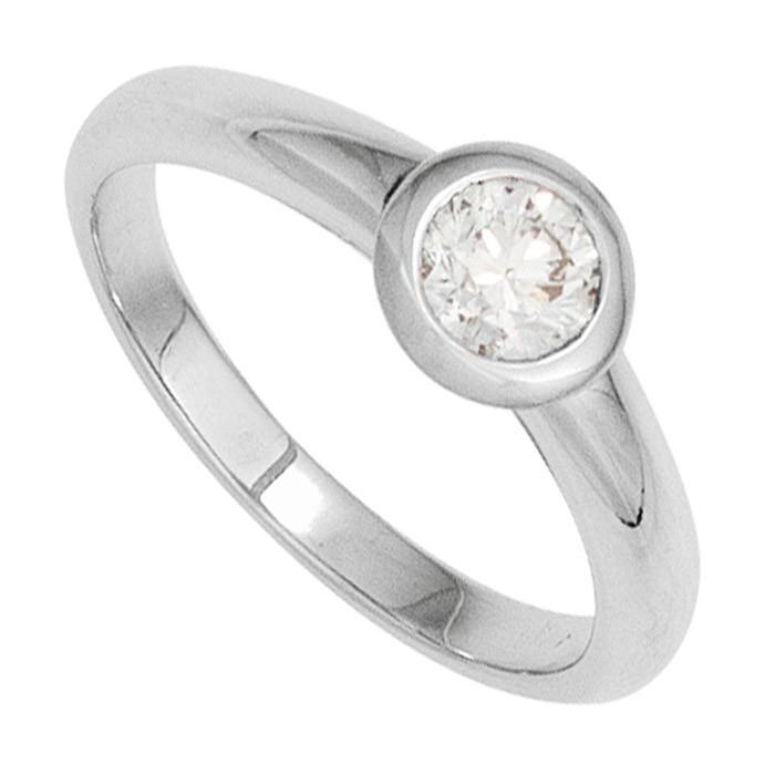 ring weißgold 585 brillant